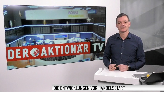 Marktüberblick: Dow Jones, DAX, EA, Tencent, Daimler, BMW, VW, Wirecard, Vapiano