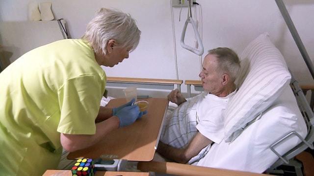 Pflegenotstand in Deutschland