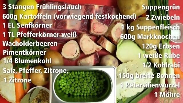 Frisch vom Markt mit Ralph Schüller: Frühlingseintopf