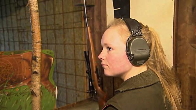 Frauen auf der Jagd