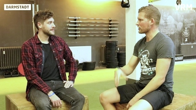 Lilien Inside: Colin Mahnke trifft Christian Beisel