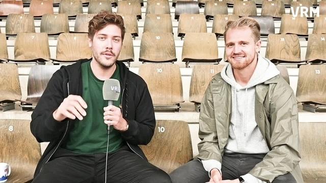 Lilien Inside: Colin Mahnke trifft Immanuel Höhn