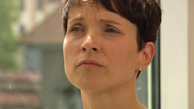 Frauke Petry über Machtkämpfe