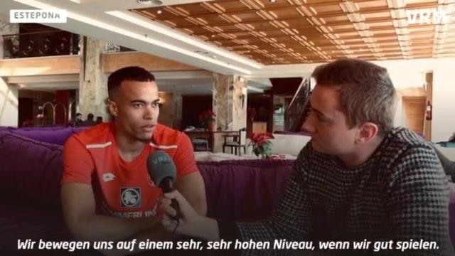 Mainz 05: Robin Quaison im Gespräch