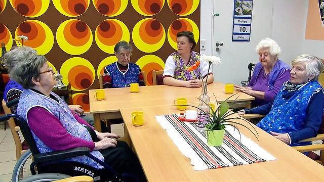 DDR als Demenztherapie