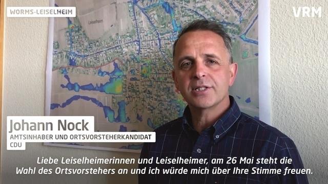 Ortsvorsteher-Wahl in Worms: Leiselheim