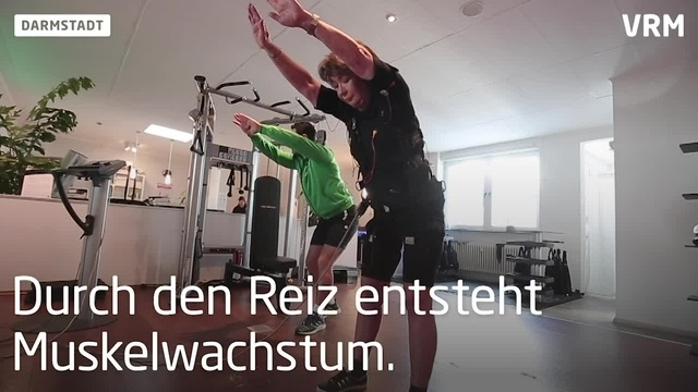EMS-Training in Darmstadt