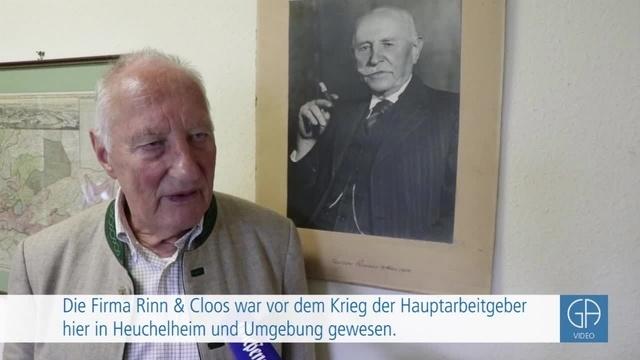 Rinn & Cloos im Laufe der Zeit