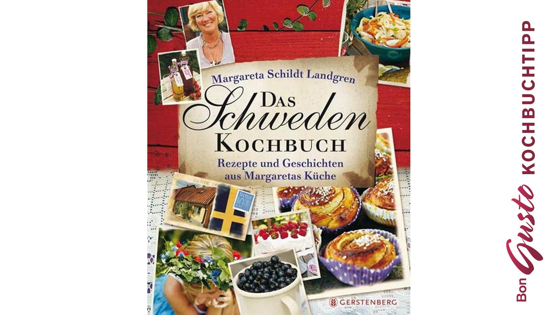 BonGusto Kochbuchtipp: Das Schweden-Kochbuch
