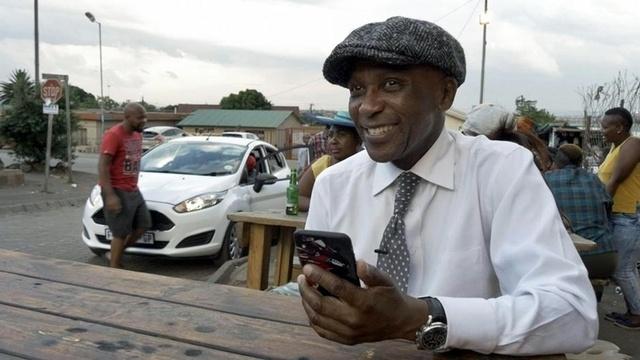 Ein Gerichtsdolmetscher in Südafrika