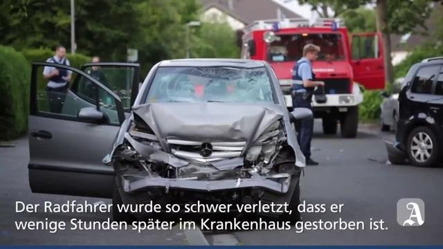 Tragischer Unfall in Mainz-Hechtsheim
