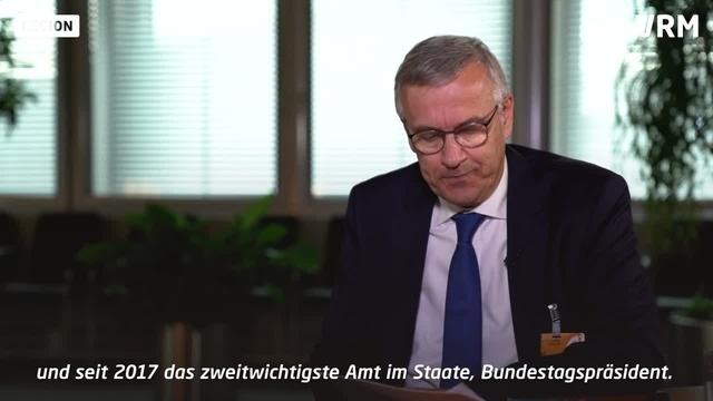 Schäuble erinnert sich an Wiedervereinigung