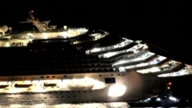 Kreuzfahrt in die Katastrophe