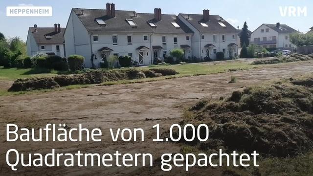 Baubeginn für Heppenheimer Kita