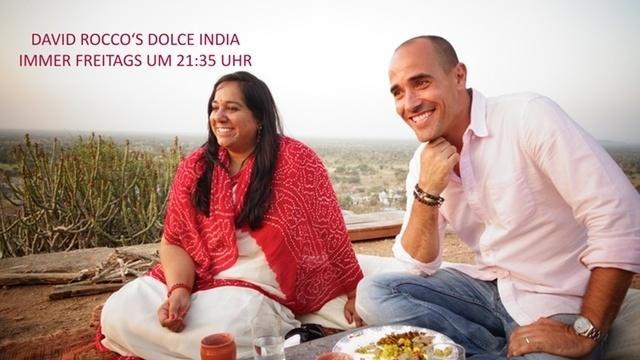 David Roccos Dolce India