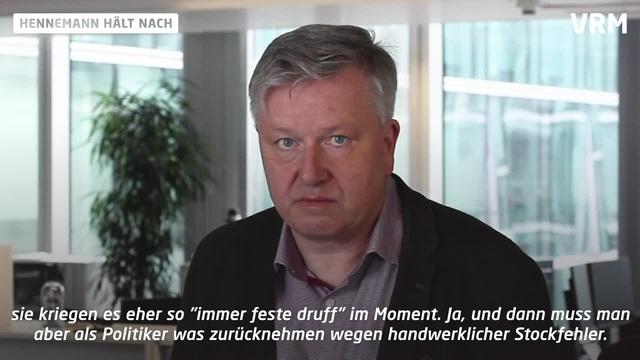 Hennemann hält nach: Bußgeldkatalog für Raser