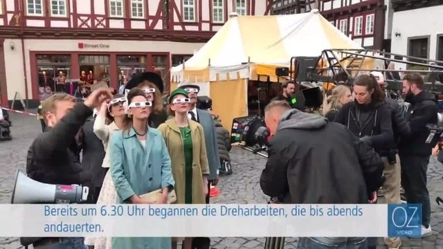 Die Wolf-Gäng: Filmdreh in Alsfeld