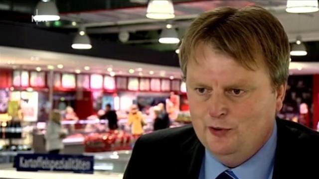 Verführer Supermarkt