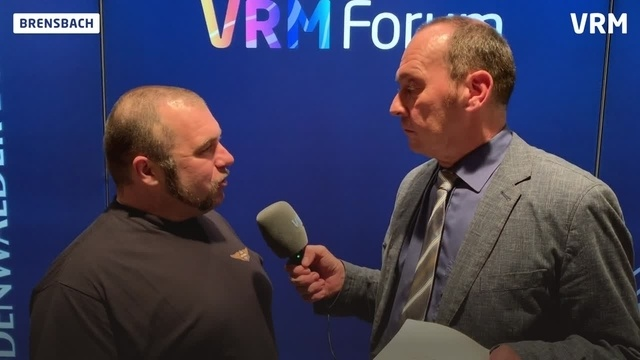 VRM-Forum zur Bürgermeisterwahl in Brensbach