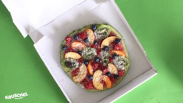 Mach mit: Wassermelonenpizza