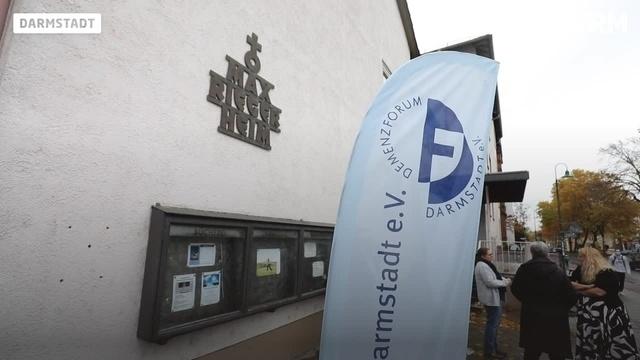 Echo hilft!: Ein Haus der Demenz für Darmstadt