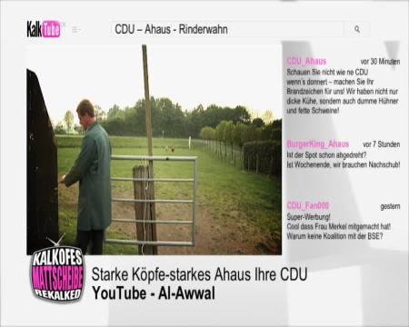Starke Köpfe - starkes Ahaus CDU