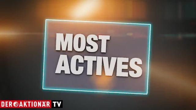 Most Actives - Verunsicherung, Short-Position und Kurszielsenkung
