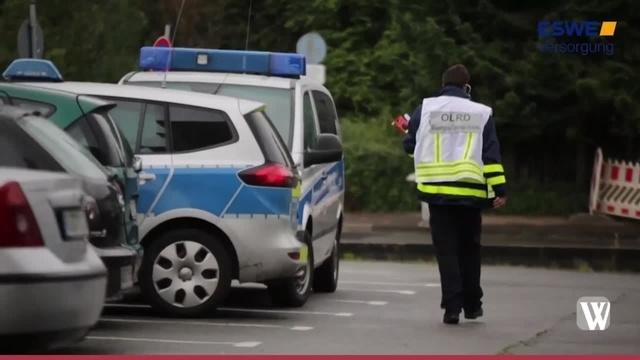Niedernhausen: Frau von Ehemann niedergestochen