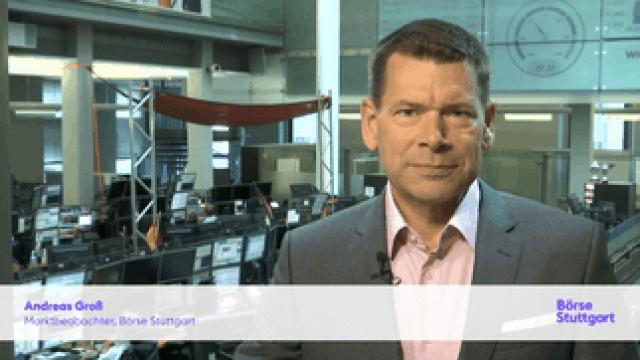 Dax stabil - Anleger setzen auf Notenbanker