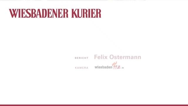 Wiesbaden: Sperrung der Schiersteiner Straße nach Unfall