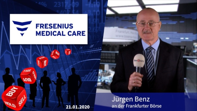 Analyser to go: Fresenius Medical Care zum Kauf empfohlen