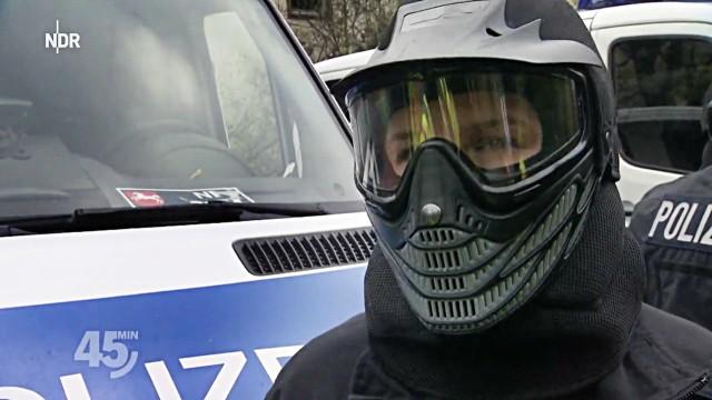 Polizei unter Druck