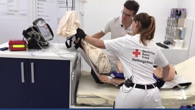 Nackenheim: Simulationszentrum für Lebensretter