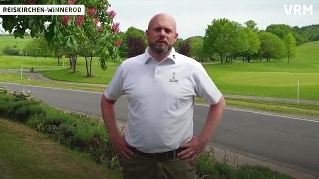 Golfpark Winnerod ist für Besucher bereit