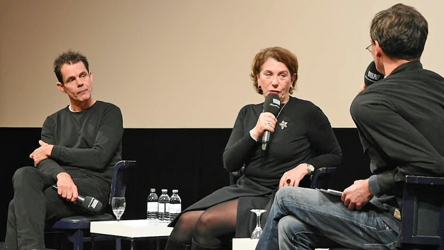 Kirsten Niehuus und Tom Tykwer im Gespräch