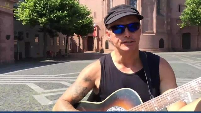 Mainz: Melodien der Straße - Martin Moche