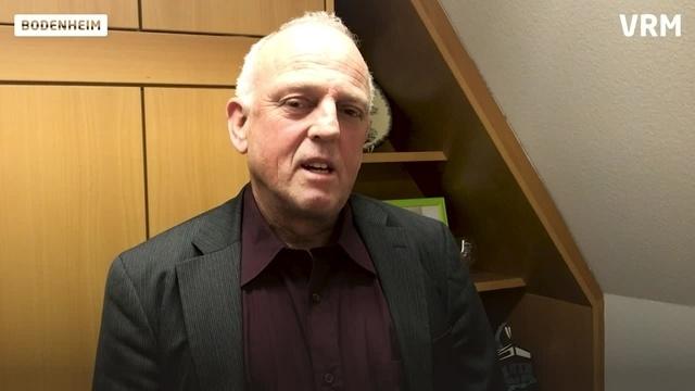 Bodenheims Ortsbürgermeister im Gespräch