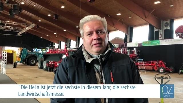 6. Hessische Landwirtschaftsmesse in Alsfeld