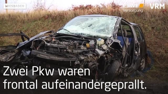Tödlicher Unfall zwischen Nordenstadt und Medenbach