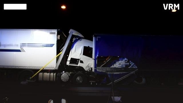 Lkw-Fahrer stirbt bei Unfall auf A3