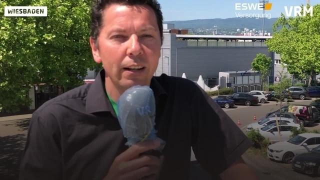 Geisterspiel des SVWW gegen den VfB Stuttgart
