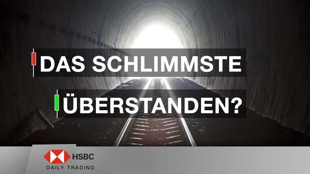 Das Schlimmste überstanden? - HSBC Daily Trading TV vom 19.02.2019
