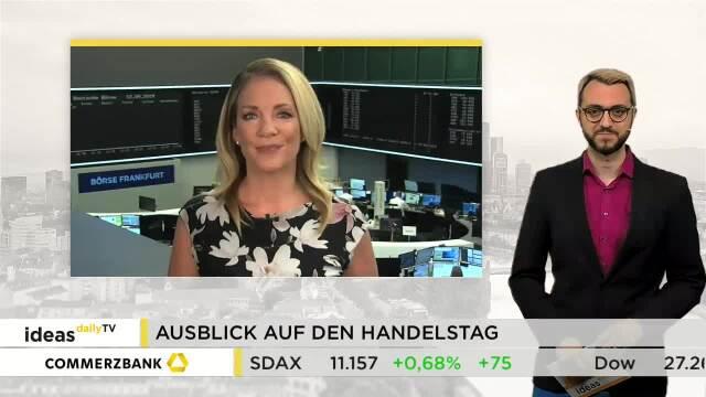 DAX fährt weiter Gewinne ein