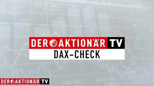DAX-Check: Kaufsignal ist da - Gewinne laufenlassen und Stopp nachziehen