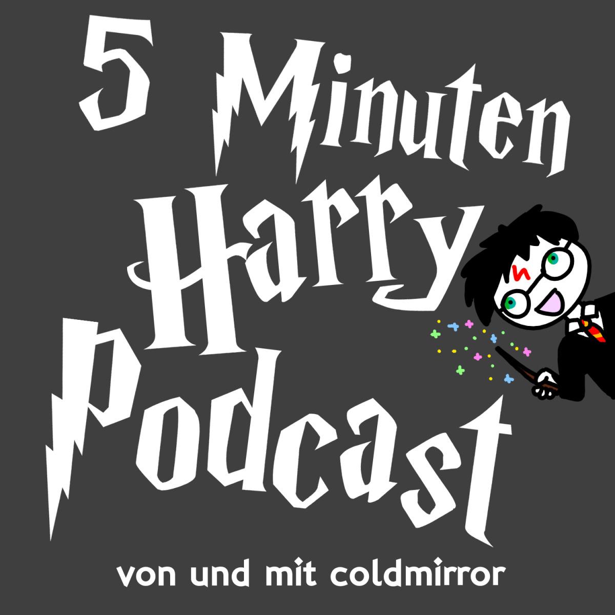 5 Minuten Harry Podcast #2 - Zu viel Geschenkpapier!