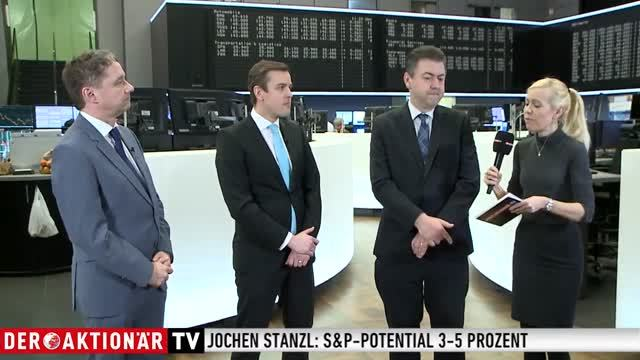 Börsenplatz Talk Robert Halver, Michael Blumenroth, Jochen Stanzl: Wochen der Entscheidungen - Stimmung schlecht