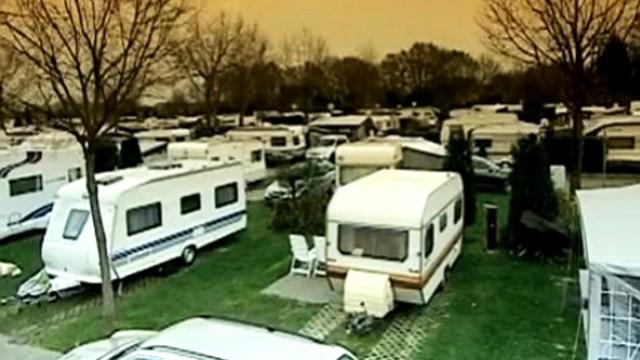 Die Camper kommen