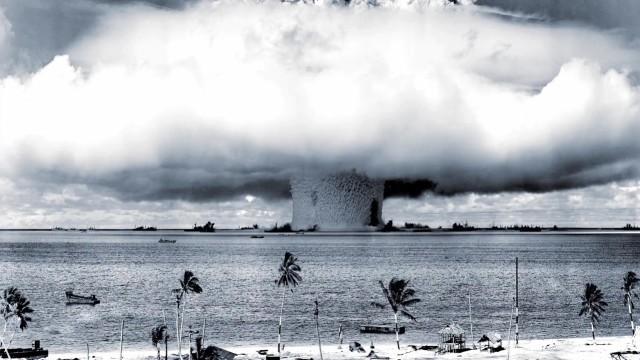 Die mächtigste Bombe der Welt