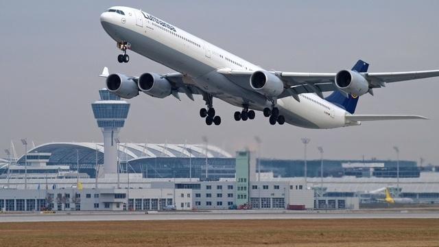 A340-600 - ein Supervogel hebt ab