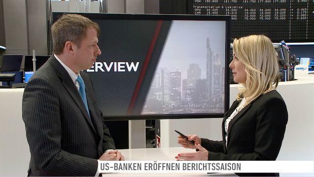 US-Banken starten Bilanz-Saison
